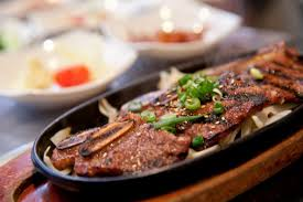 Ilustrasi steak sirloin