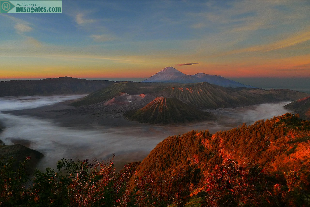 Sunrise Point Bromo